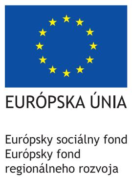 Logo - Európsky sociálny fond